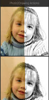 Free Photo 2 Drawing Actions