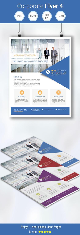 Corporate flyer 4 by xara24
