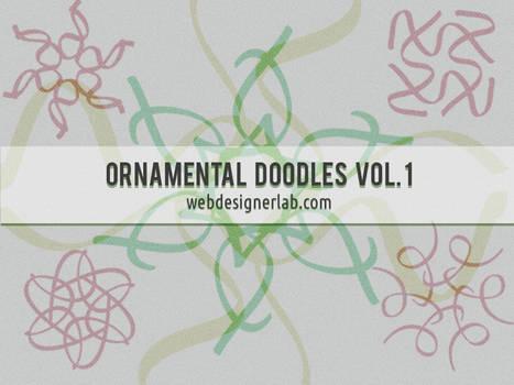 Ornamental Doodle Brushes