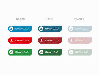 Free download buttons by xara24