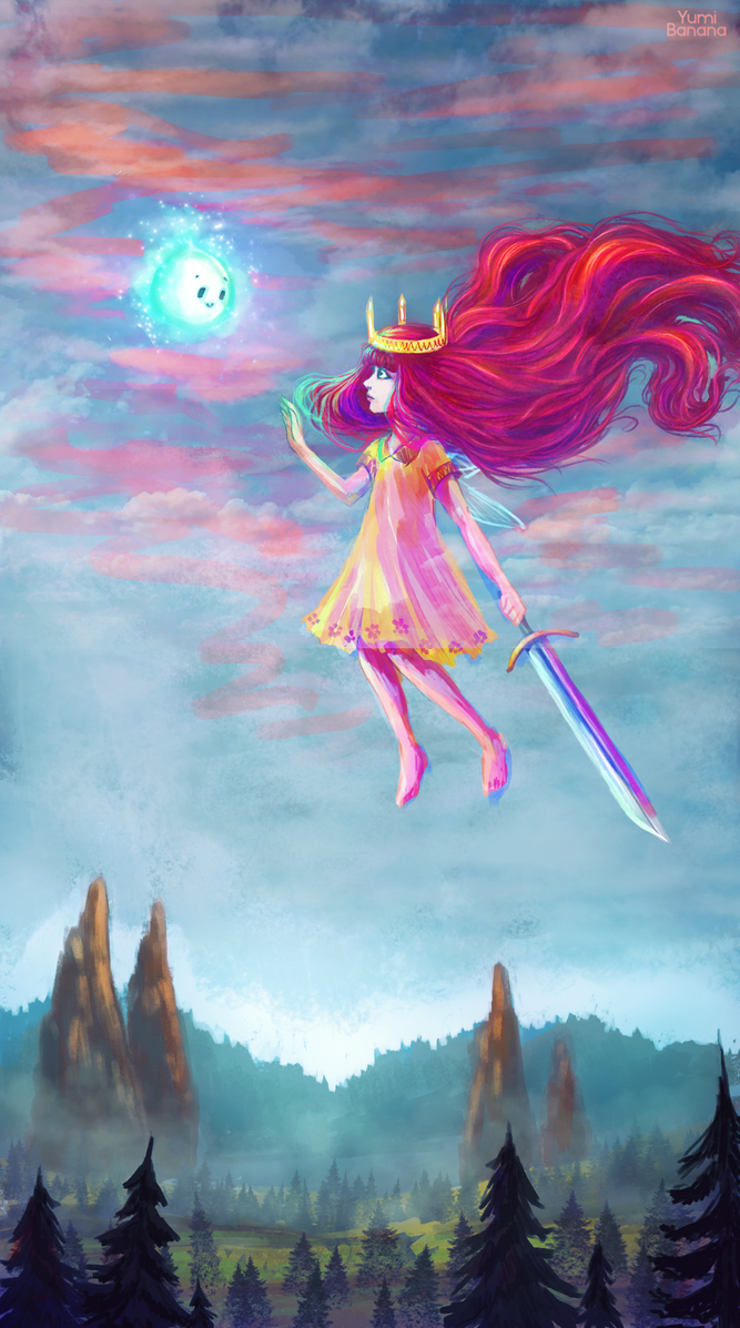 Child of light by Yumi-Banana