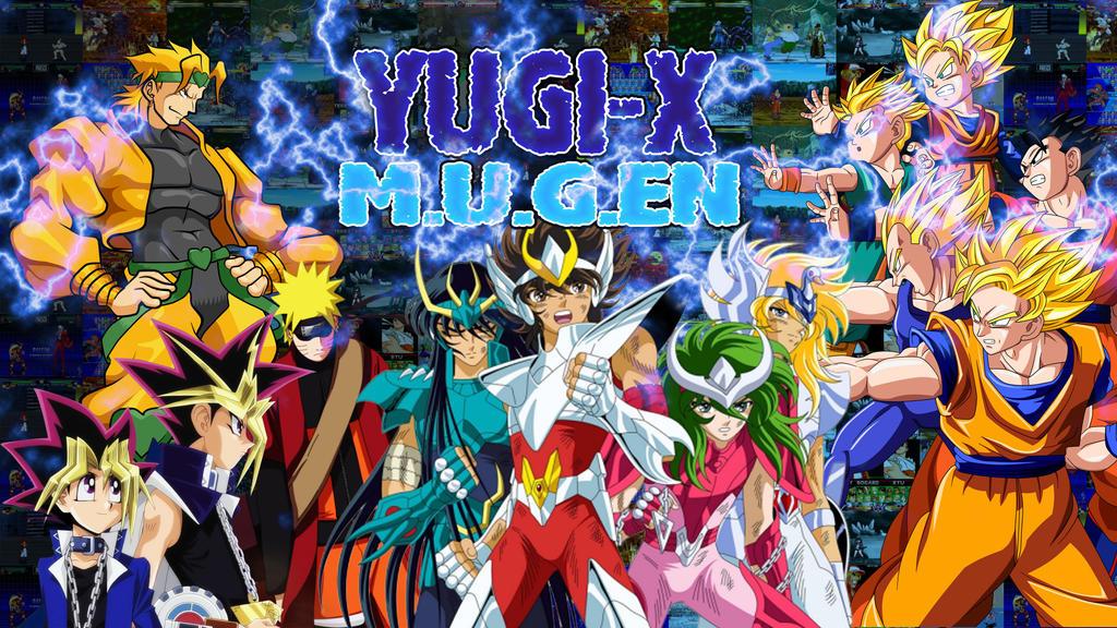Yugi-X Mugen Theme from Youtube by kiske-otoko