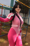 Lady Max Cosplay 3
