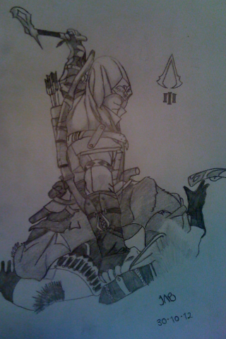 Assassins Creed 3 - V-JabJab-V by V-JabJab-V