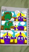 Comic MLP y FNAF pag 3