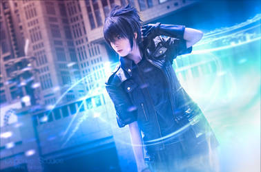 Noctis Lucis Caelum in Insomnia by Shiyou-chan
