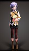 MMD - Kanato Sakamaki (Second outfit) by ynn016