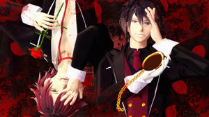 MMD  Reiji and Ayato in 'Killer Lady' by ynn016