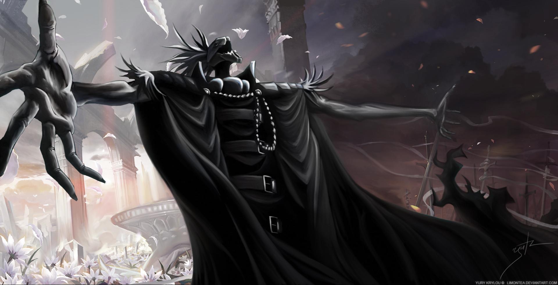 Dying God Deus Ex Machina[Mirai Nikki] by LimonTea