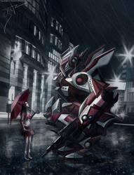 Rain Of Future by LimonTea