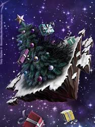 Post-Apocalyptic Christmas by LimonTea