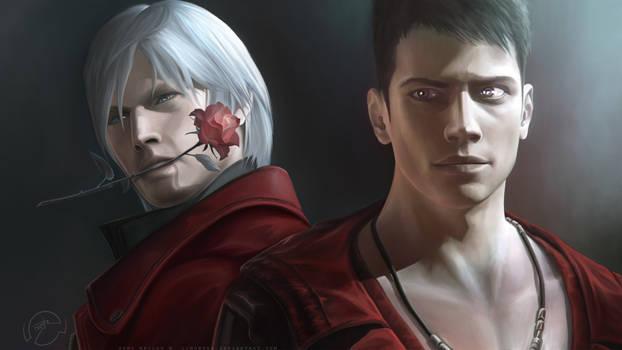Dante And Dante wallpaper