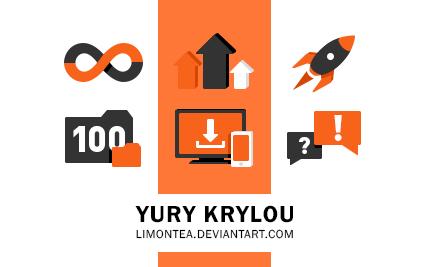 Turbobit Icons by LimonTea