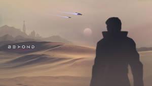Sun of Desert Wallpaper - BEYOND THE STARS