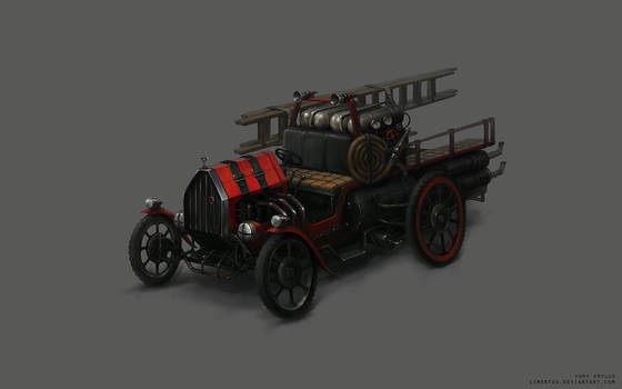 Firefighter Car Concept
