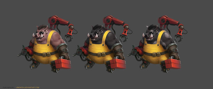 Pig-engineer Concept