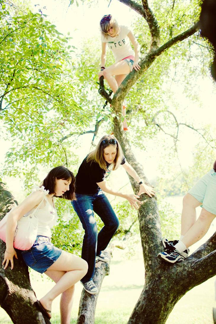 Heidi + Tree? by neom