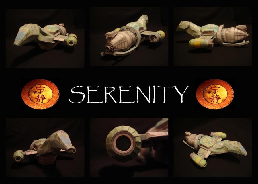 firefly serenity model. Firefly#39;s Serenity by ~utqtbry