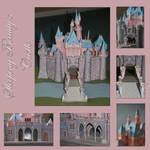 Sleeping Beauty's Castle by utqtbry