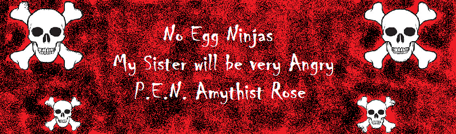 Egg Ninja by dragona-star08