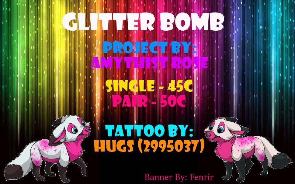 GlitterBomb by dragona-star08