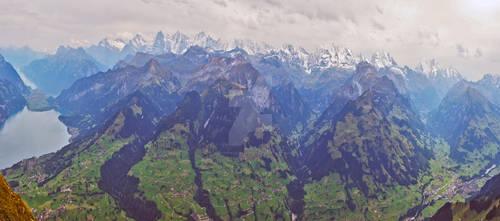 Les Alpes by DuarteFotografiach