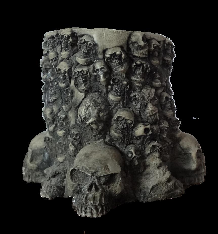 skulls 1 by vin-stock
