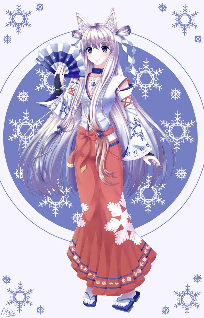 AT: Fuyu Yuki by ellebits
