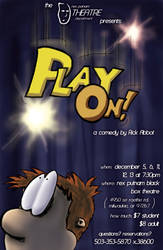 'Play On' Poster by Southwest