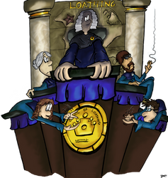 The Council of Loathing by Southwest