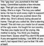 I Am Against Bullying Part I