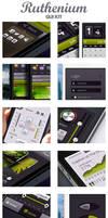 Ruthenium UI Kit Previews