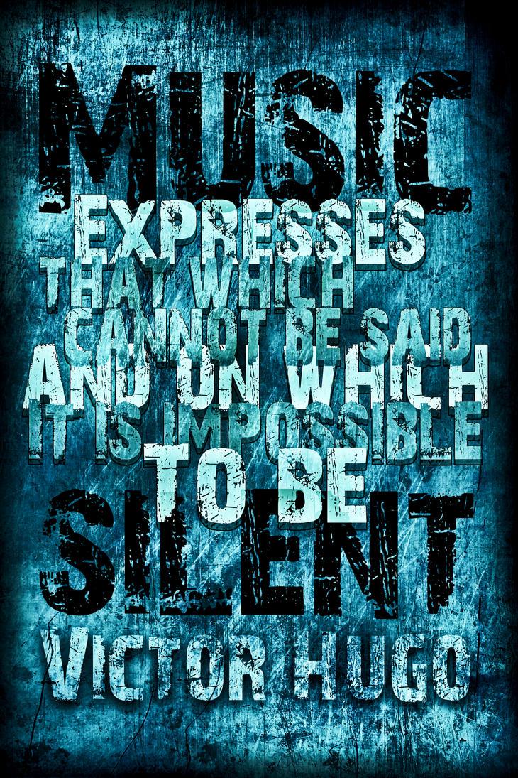 Music Poster by PunkRockPikachu