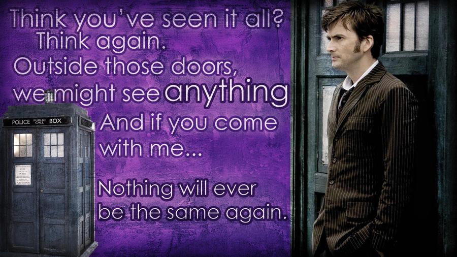 Doctor Who Wallpaper by PunkRockPikachu