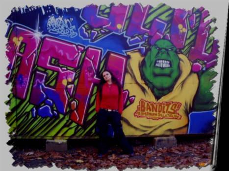 Grafitty Girl