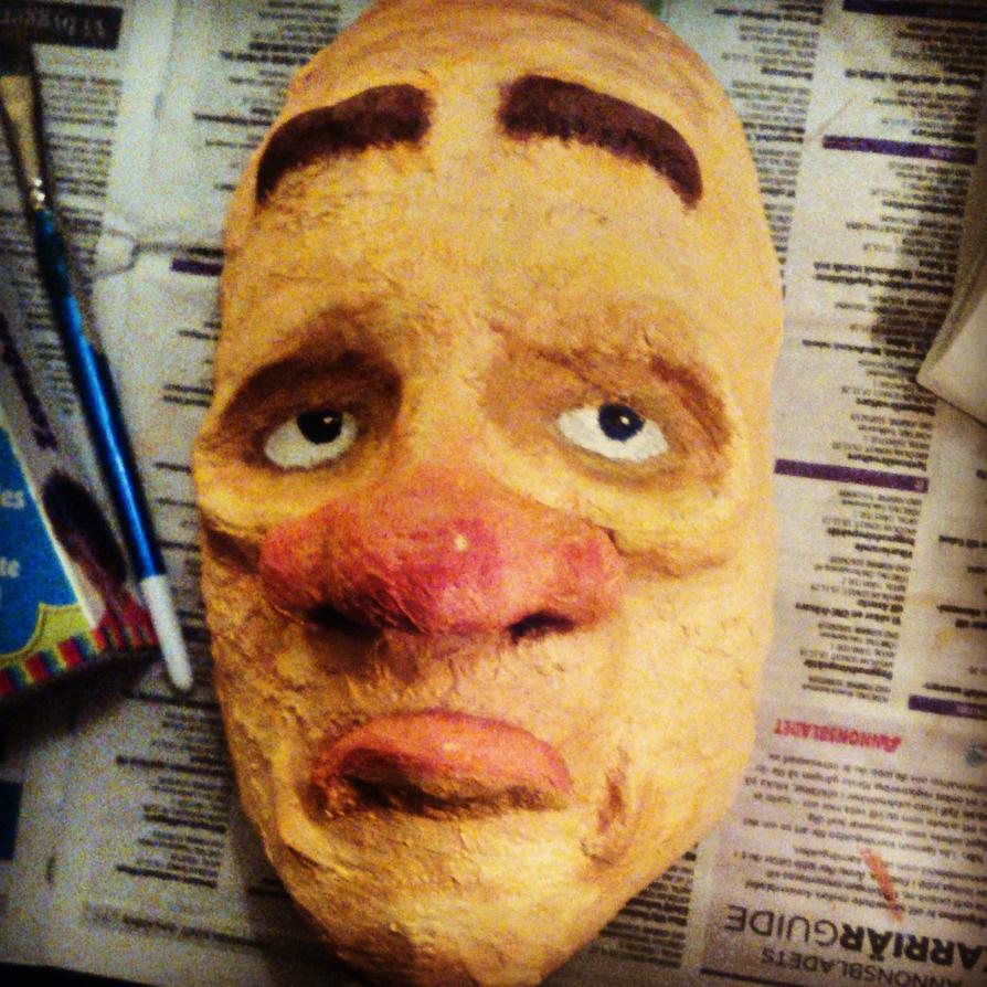 Grumpy mask by Ingo89