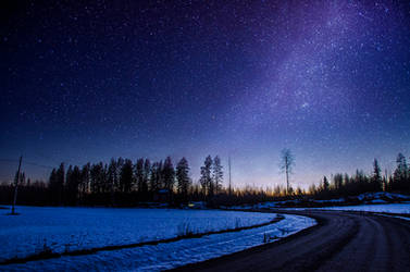 The Silence under the Stars