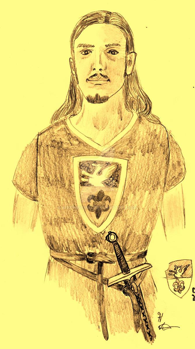 Christian IX by mephistino