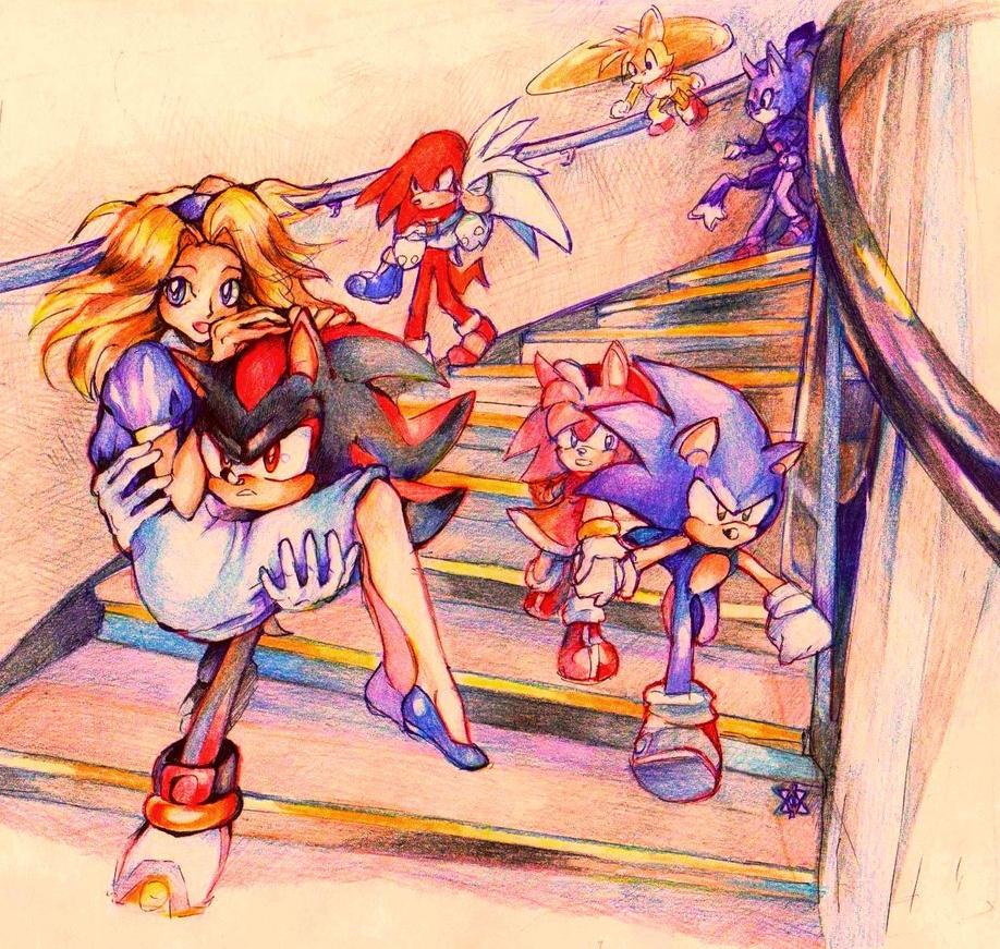 Stairs by arina-ivanova-1999