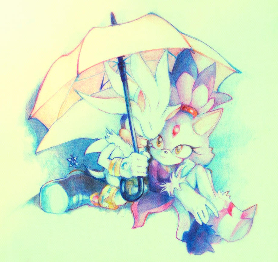 Silvaze: In the rain by arina-ivanova-1999