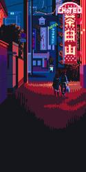 Night City Japan