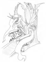 NATG II Day 13: Celestia by Underpable