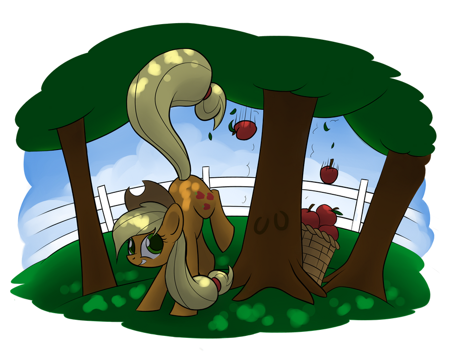 Buck you trees by Underpable