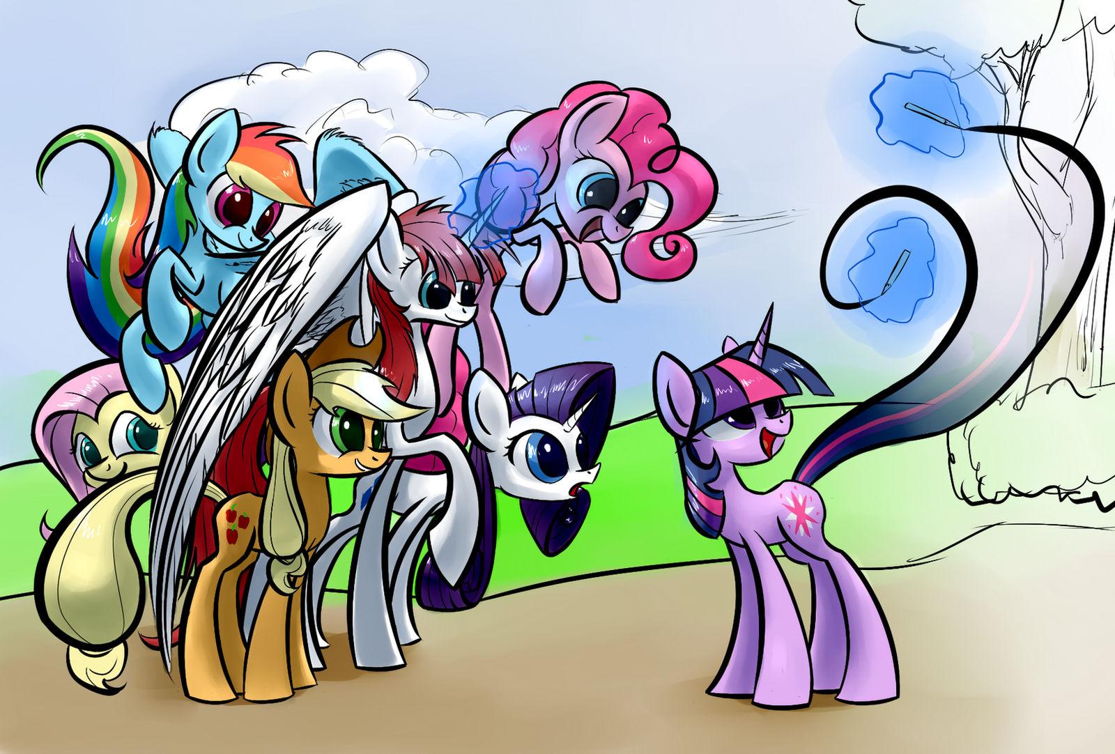 Let's Make Some Ponies