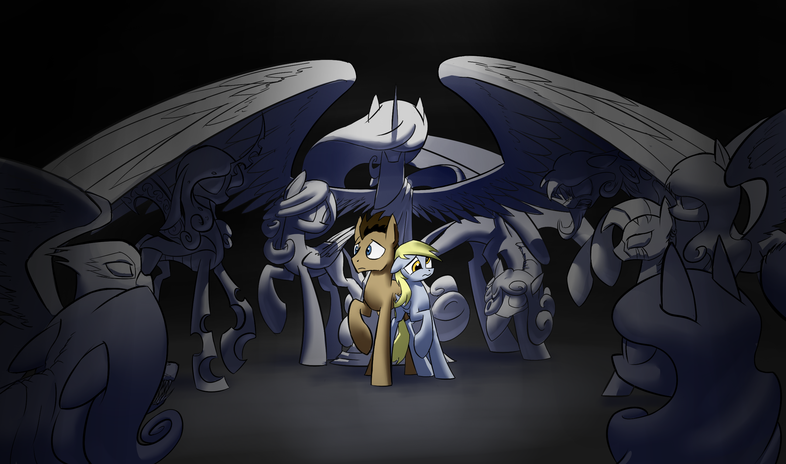 Angels by Underpable