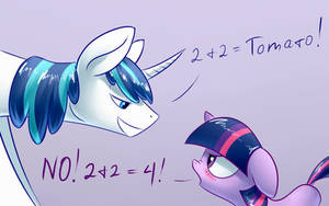 Shining Math by Underpable
