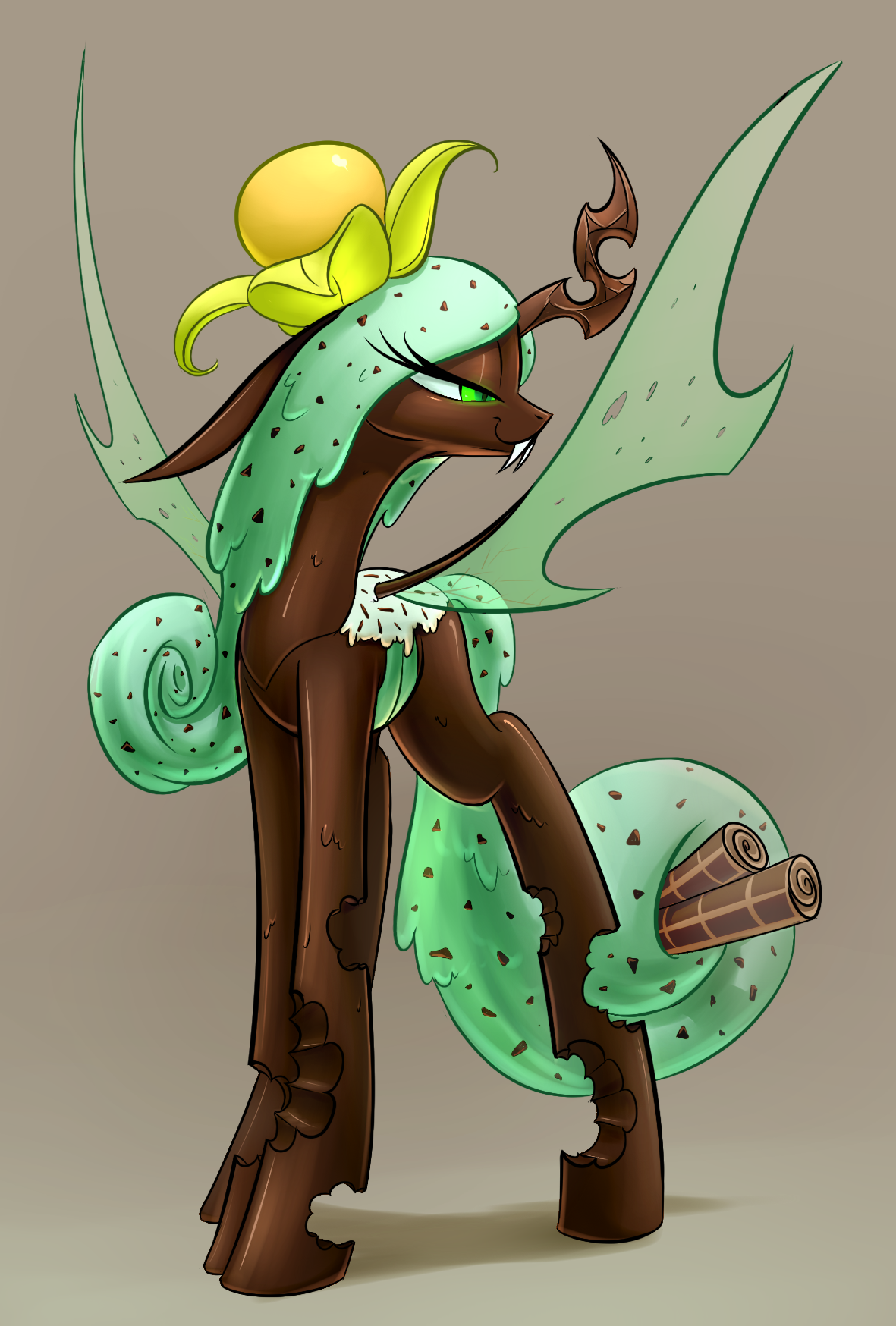 Physalis by Underpable