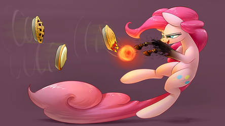 Vigors Are Your Friends, Pinkie Pie