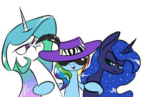 Pimp Named Rainbow Dash by Underpable