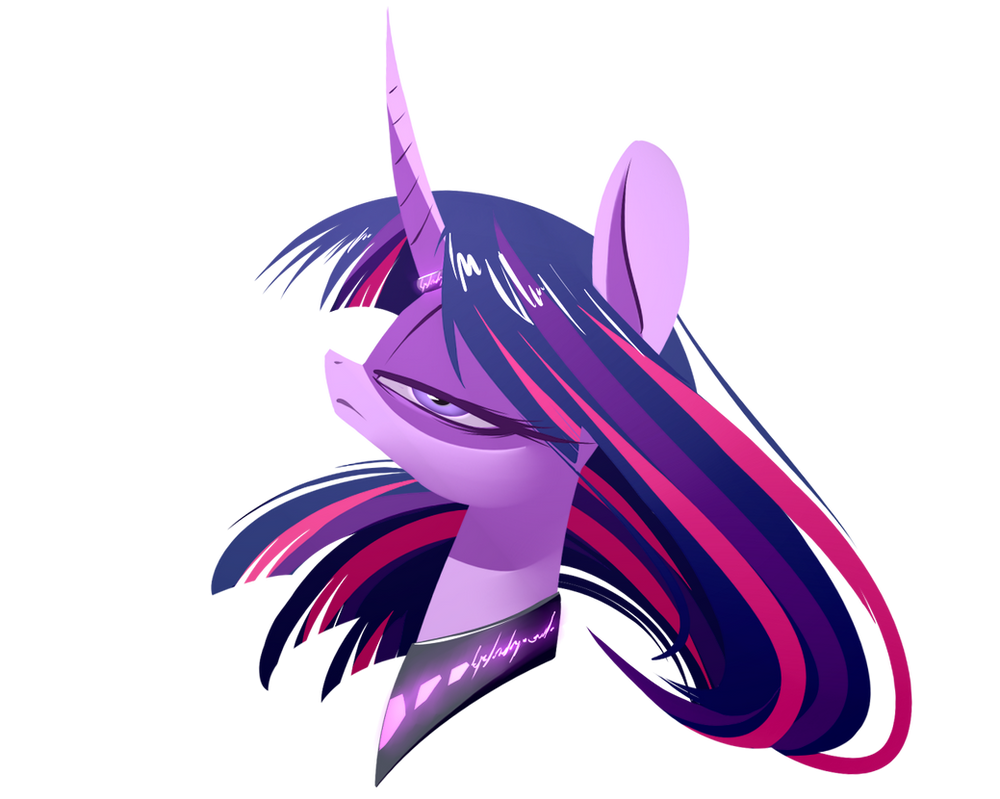 The Purple Master by Underpable